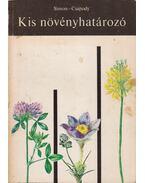 Kis növényhatározó - Simon Tibor, Csapody Vera