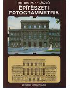 Építészeti fotogrammetria - Kis Papp László
