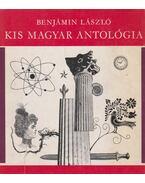 kis magyar antológia (dedikált) - Benjámin László