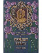 Kisfaludy Károly válogatott munkái I. - Kisfaludy Károly