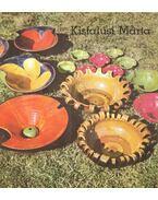 Kisfalusi Márta keramikus művész Tálak című kiállítása - Hann Ferenc