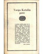 Varga Katalin pere - Kiss András