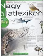 Nagy állatlexikon A-Z - Kiss Bitay Éva, Vojnits András