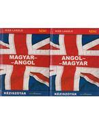 Angol - Magyar, Magyar - Angol kéziszótár - Kiss László