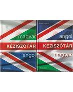 Magyar-angol, angol-magyar kéziszótár - Kiss László