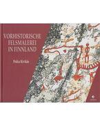 Vorhistorische Felsmalerei in Finnland - Kivikäs, Pekka