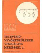 Televízióvevőkészülékek vizsgálata méréssel 1. - Klatsmányi Béla