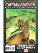 Captain America Theater of War: Operation Zero-Point No.1 - Knauf, Daniel, Knauf, Charles, Breitweiser, Mitch