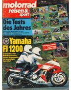 Motorrad, Reisen & Sport 1985 12. 18. - Knut Briel
