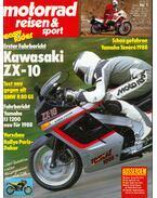 Motorrad, Reisen & Sport 1987 12. 23. - Knut Briel