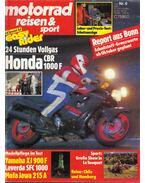 Motorrad, Reisen & Sport 1987 3. 7. - Knut Briel
