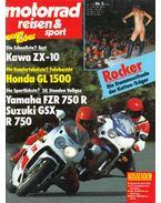 Motorrad, Reisen & Sport 1988 2. 20. - Knut Briel