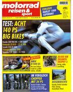 Motorrad, Reisen & Sport 1994/4 April - Knut Briel