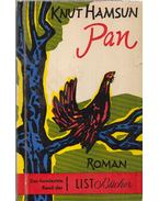 Pan (német) - Knut Hamsun