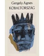 Kobaltország (dedikált) - Gergely Ágnes