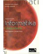 Informatika - Szövegszerkesztés - Koczka Ferenc, Baka Magdolna