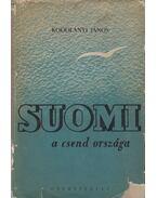 Suomi a csend országa - Kodolányi János