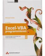 Excel-VBA programmieren - Kofler, Michael