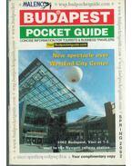 Budapest Pocket Guide Vol. VIII, No. 1 - Kőhalmi Péter