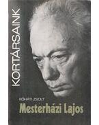 Mesterházi Lajos (dedikált) - Kőháti Zsolt