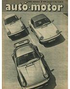 Autó-motor 1976. (hiányos, 12. szám hiányzik) - Kókai Imre (szerk.)