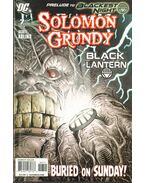 Solomon Grundy 7. - Kolins, Scott