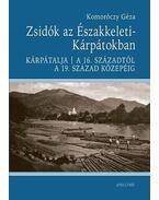 Zsidók az Északkeleti-Kárpátokban - Komoróczy Géza