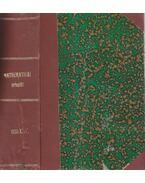 Mathematikai és természettudományi értesítő XXIV. kötet - Kőnig Gyula