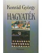 Hagyaték - Konrád György