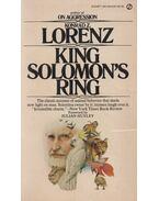 King Solomon's Ring - Konrad Z. Lorenz