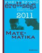 Emelt szintű érettségi 2011. Kidolgozott szóbeli tételek - Matematika - Korányi Erzsébet