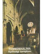 Pannonhalma - Apátsági templom - Körber Ágnes
