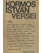 Kormos István versei - Kormos István