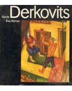 Gyula Derkovits - Körner Éva