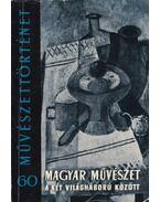 Magyar művészet a két világháború között - Körner Éva
