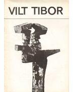 Vilt Tibor szobrászművész kiállítása (dedikált) - Körner Éva