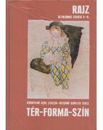 Tér-forma-szín - Környeiné Gere Zsuzsa, Reegnné Kuntler Teréz