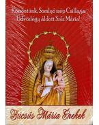 Köszöntünk, Somlyó szép Csillaga: Üdvözlégy áldott Szűz Mária!
