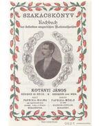 Szakácskönyv - Kotányi János