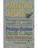 Marketinglépések - Kotler, Philip, Jain, Dipak C., Maesincee, Suvit