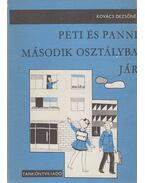 Peti és Panni második osztályba jár - Kovács Dezsőné