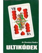 Ultikódex - Kovács Endre