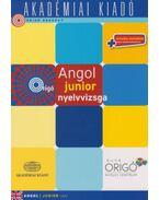 Origó - Angol junior nyelvvizsga A2 - virtuális melléklettel - Kovács Éva (Szerk.)