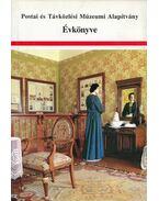 Postai és Távközlési Múzeumi Alapítvány Évkönyve 1966 - Kovács Gergelyné, Bartók Ibolya