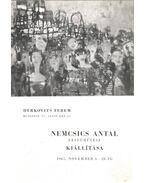 Nemcsics Antal festőművész kiállítása - Kovács Gyula