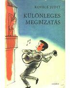 Különleges megbízatás - Kovács Judit