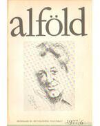 Alföld 1977/6. - Kovács Kálmán