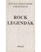 Rock legendák - Kovács László Gábor, Zakar Zoltán