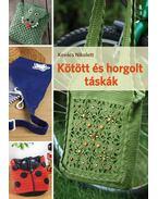 Kötött és horgolt táskák - Kovács Nikolett