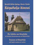 Kárpátalja kincsei (dedikált) - Kovács Sándor, Horváth Zoltán